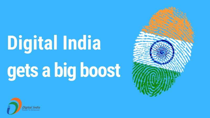 Govt Increases Funds, Digital India, Union Budget 2020