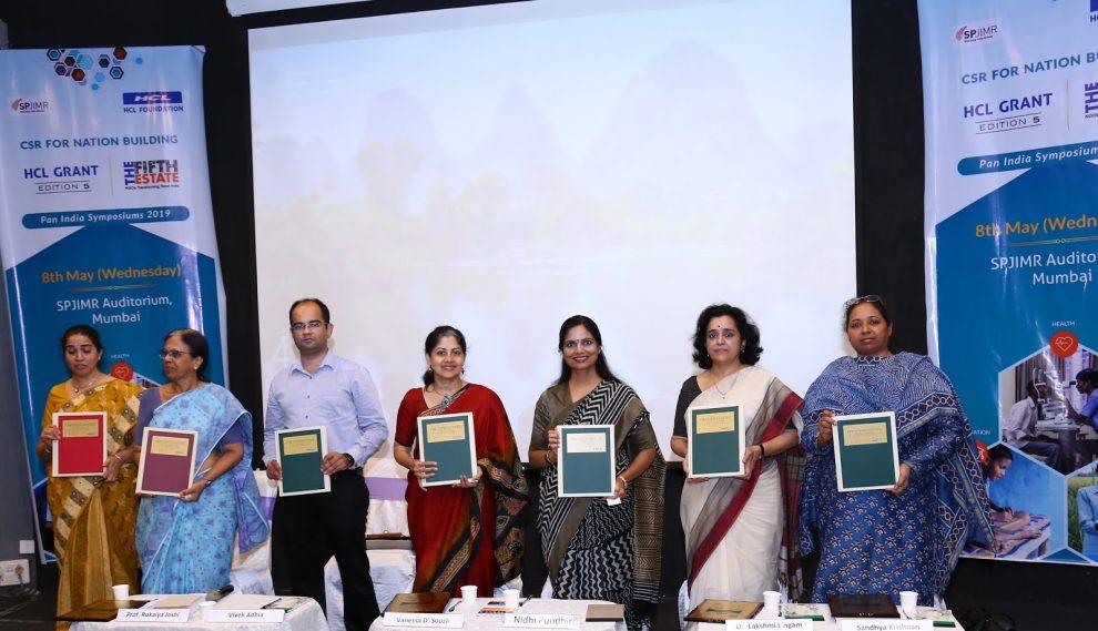 HCL Foundation, HCL, PAN-India, Symposium, NGO, India
