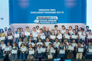 Hindustan Times Fellowship presented to deliver the Seed Transformation Program