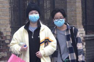 CSR, Likee creator, donation, masks, china, corona virus