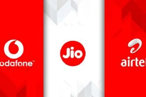 Jio, Airtel, Vodafone, Data Plans, Digital News