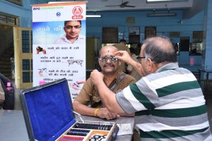 CSR: CEAT Specialty Tyres conducts eye check-up camp