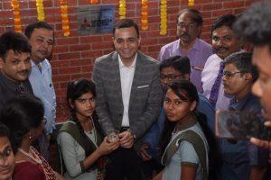 CSR: Mitsubishi Electric initiates Clean Water & Sanitation Program in Schools