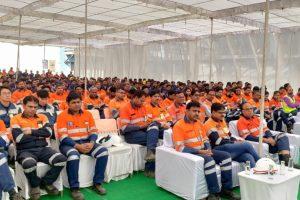 National Safety Week at Hindustan Zinc Limited
