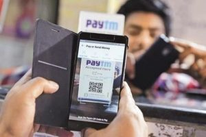 Paytm leads digital payments growth as India avoids touching