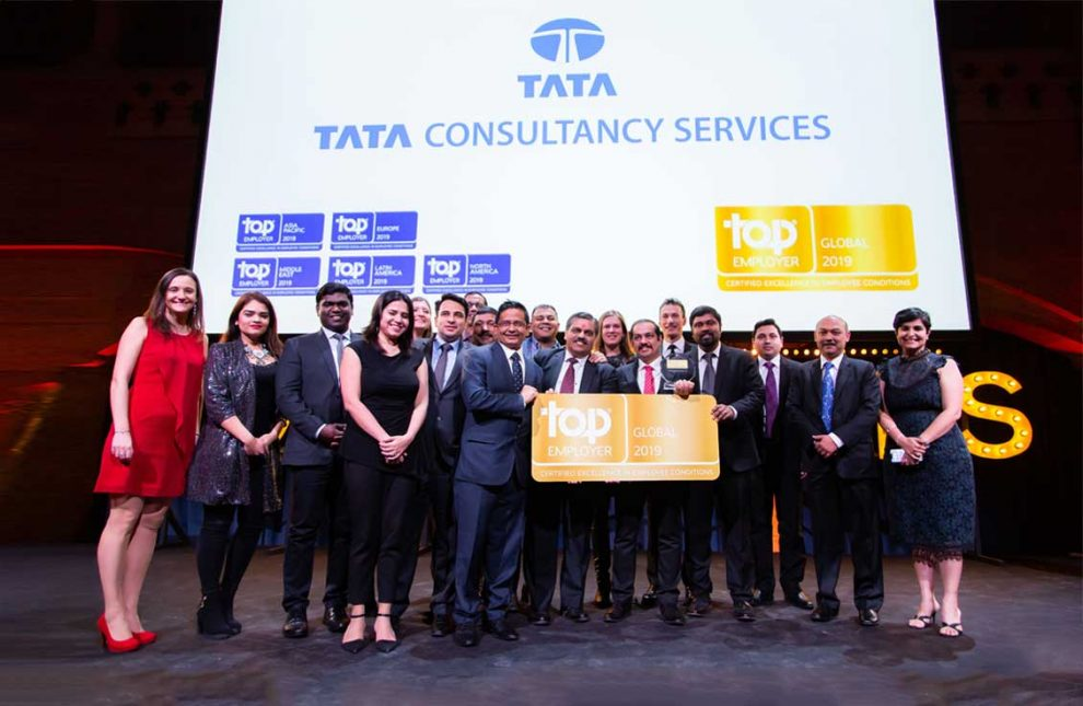 TCS Ranked Overall Best Managed Technology Company in Asia