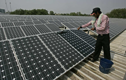Adani, KKR, Edelweiss eye Mahindra Susten's solar assets