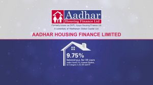 CSR: Aadhar Housing Finance donates Rs. 49 Lakhs to COVID relief