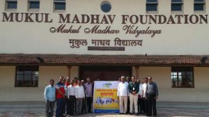 CSR: Mukul Madhav Foundation a frontline warrior in fight against COVID19