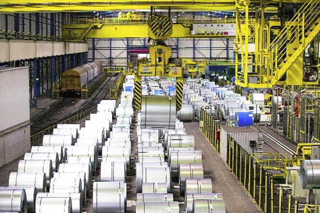 Tata Steel running with 50% capacity, efficiency sees improvement