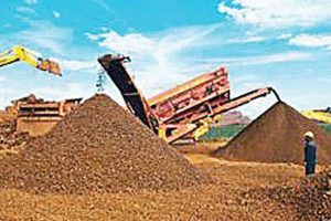 CM promises long-term policy on NMDC iron ore