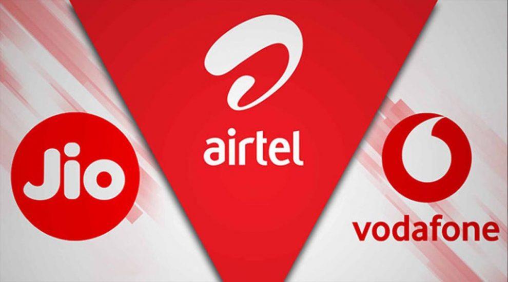Jio vs Airtel vs Vodafone: Prepaid plans offering 3GB data per day.