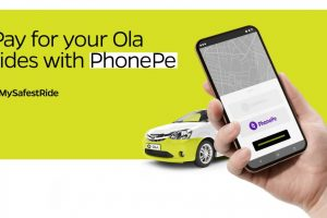 Ola partners with PhonePe to enhance its digital payments experience