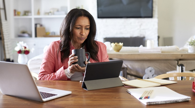 Cos will shift from WFH mode to work-from-anywhere tech