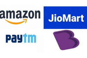 Digital India bats for Amazon, JioMart, payTM, Byju's