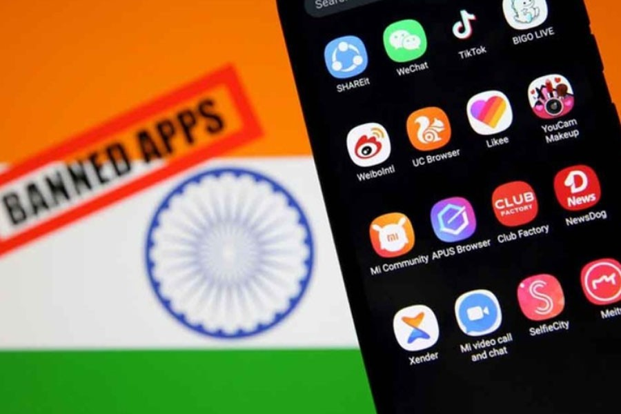 India bans 118 Chinese apps, including Tencent's hit games