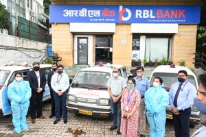 CSR: RBL Bank sponsors the installation of 'Being Swachh'