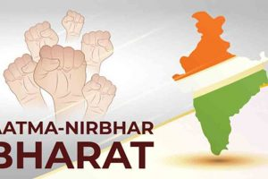 CSR directly supports the Atmanirbhar Bharat initiative