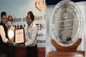 JSPL's TRB Iron Ore Mines wins FIMI Excellence Award