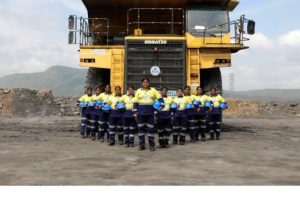 NTPC trains Barkagaon women to drive 100T dumper trucks at coal mines