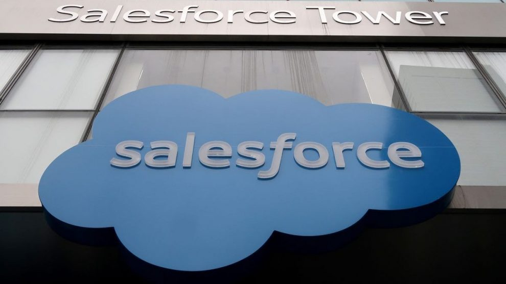 Salesforce to add 5.48 lakh direct jobs in India