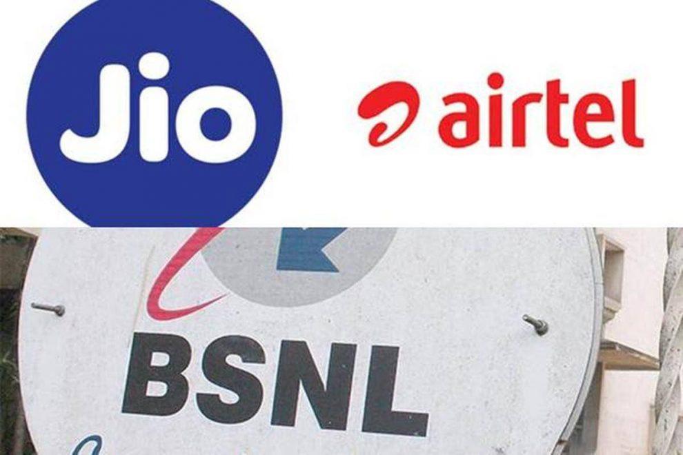 Airtel, BSNL, JioFiber broadband plans under Rs 1000