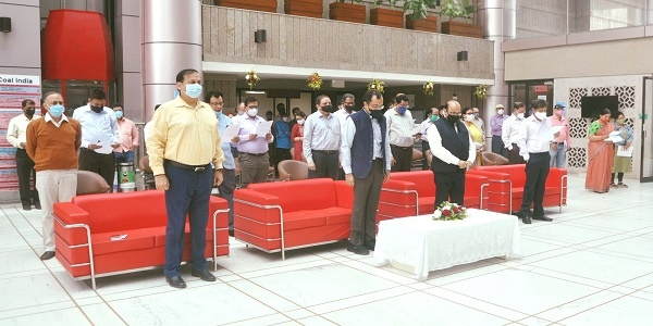 BHEL observes 71st Constitution Day