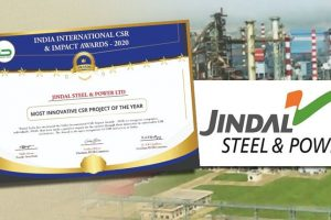 CSR: JSPL wins CSR Impact Awards