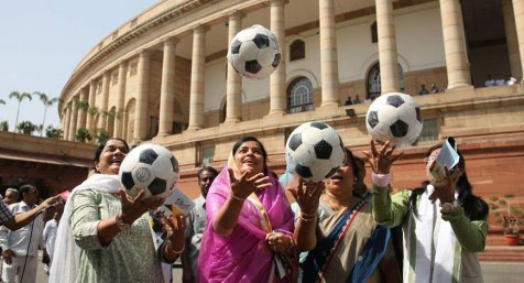 Vedanta Women's League prodigies earn training stint at National Football camp