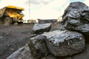 Coal India showed its November positive growth