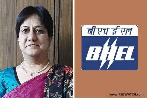 Renuka Gera first woman at BHEL to take charge as director