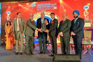Arohan wins the prestigious ICSI National Awards, 2020 for Corporate Governance