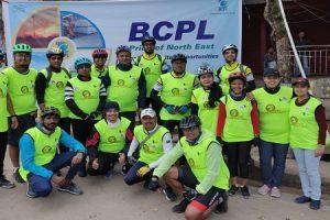 BCPL participated in Royal Heritage Cyclothon
