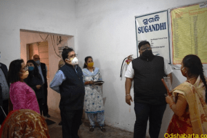 CSR: Angul Collector Appreciates JSPL Foundations