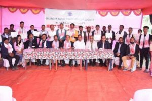 Oil India organized Meet the Farmers programme