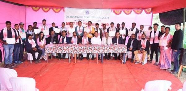 Oil India organized Meet the Farmers programme