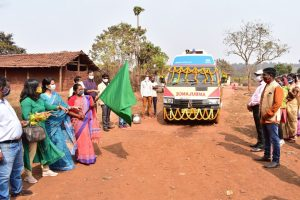 Tata Steel CSR: Mobile health care unit to serve in 3 villages in Sundargarh