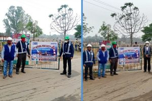 NTPC Bongaigaon lays stress on Road Safety