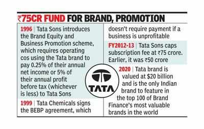 Tata Chemicals gets ITAT relief in logo fee case