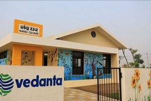 "Vedanta Nand Ghar Bags The ""CSR Shining Star Award"