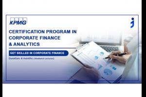 Jaro Education launches new online program in Corporate Finance & Analytics