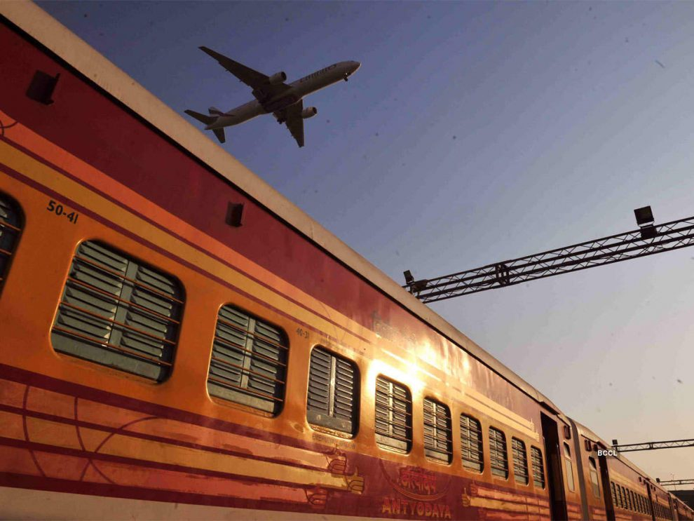 Railways engaged 2 pvt firms to supply rails as SAIL couldn't meet demand