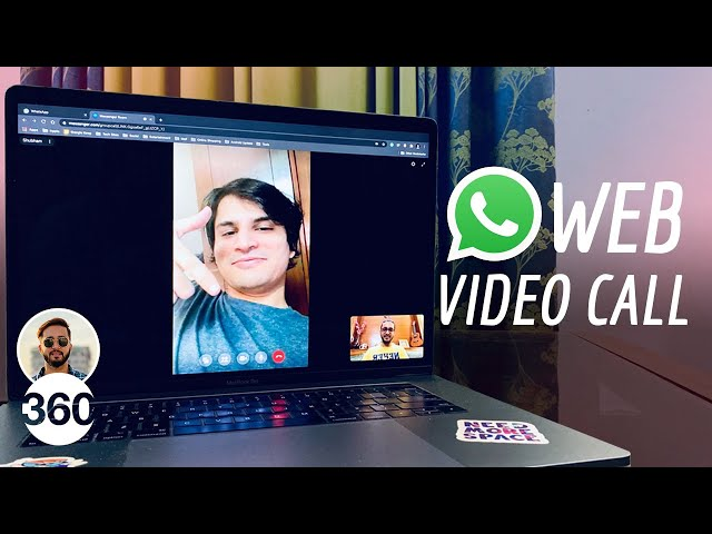 WhatsApp launches voice, video calling feature for web version