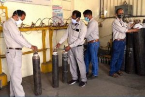 BHEL rises to the occasion-supplies oxygen to hospitals in Bhopal