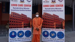 CSR: Hero MotoCorp Steps Up 122-bed Covid-hospitals in Haridwar