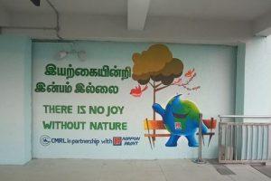 CSR: Nippon Paint will beautify three Chennai Metro stations