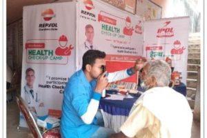 GP Petroleums Under Its We Care CSR Initiative Organizes Health Checkup Camps