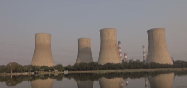 NTPC's initiative to reduce greenhouse gas GHG emission