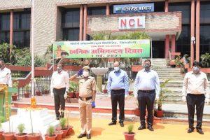 NCL celebrates Khanik Abhinandan Diwas