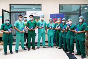 CSR: Quaker providing 1 lakh oatmeals to healthcare heroes